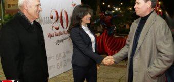 E mbani mend Radio Kontakt në Shqipëri, festoi 20-vjetorin e themelimit