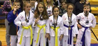 Sukses i radhës për klubin taekwondosë nga Ulqini