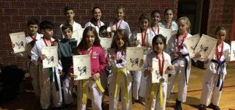 Suksese i klubit të taekwondosë Ulqini në Tuz