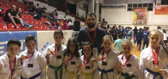 Një tjetër suksesë për Taekwondo Ulqinin.