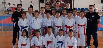 """Klubi i Karatesë """"Ulqini"""" i treti në renditjen e përgjithshme, fitues i 30 medaljeve"""