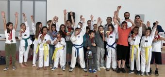 Taekwondo ULQINI kampion i dyfishtë në Mal të Zi