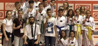 """Edhe një trofe për klubin e Taekwondo-së e Ulqini """"Top Tirana open"""" 2018"""