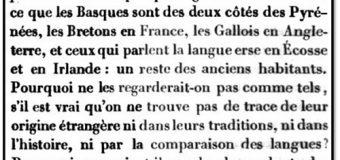 Libri i 1829/ Rrëfimi i etnologut William Frederic Edwards mbi origjinën pellazge të shqiptarëve