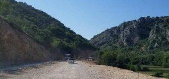 """""""Rruga Ulqin – Krythë, punime të cilësisë së ulët!?"""""""