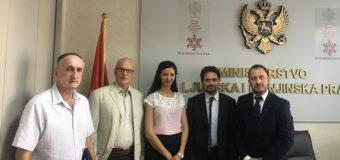 Takimi i përfaqësuesve të Këshilleve Kombëtare me delegacionin e ODIHR-it