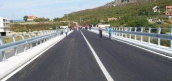 Rruga Shëngjin-Velipojë shkurton kohën e udhëtimit për në Ulqin