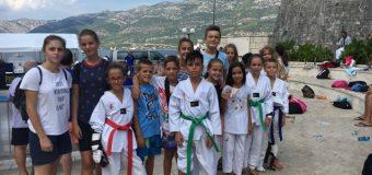 Taekwondo Ulqini kthehet me dy  trofe nga Kroacia