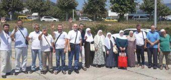 Nisen për në Haxh besimtarët myslimanë nga Ulqini (foto)