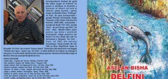 """""""Art Club"""" boton përmbledhjen me tregime """"Delfini në Barbanë""""të shkrimtarit Asllan Bisha"""