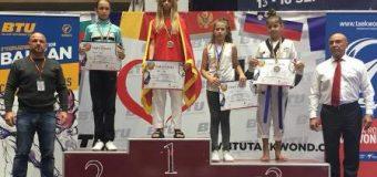 Sukses i ulqinakëve në kampionatin Balkanik të Taekwondo-së në Bukuresht