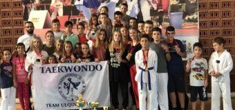 Klubi i Taekwondo-së Ulqini fiton dy trofenë turneun internacional në Budva