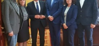 Në Ulqin qëndroi për vizitë Ambasadori i Shqipërisë në Mal të Zi