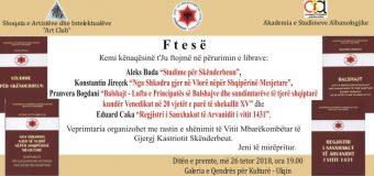 """Vitit Mbarëkombëtar i Gjergj Kastriotit Skënderbeut, """"Art Club"""" organizon aktivitet në Ulqin"""