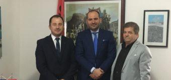Nika priti sot në takim ambasadorin Republikës së Shqipërisë në Malin e Zi