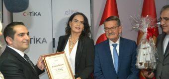 Në Radio Elita u inaugurua aparatura e re digjitale, donacion i Agjencisë Turke për Zhvillim dhe Bashkëpunim TIKA