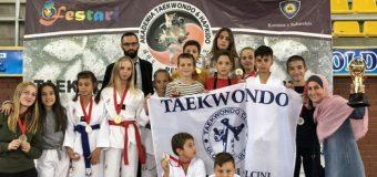 Sukses Taekwondo Ulqini në Kosovë