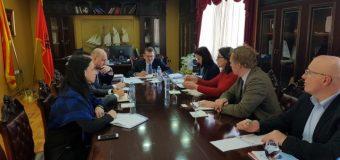 Delegacioni i Këshillit të Evropës pyet Nrekiqin për incidentin në Shas dhe ndalimin e qytetarit për flamur