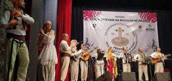 """""""Marinarët nga Ulqini"""" renditen të dytët në festivalin e Tetovës"""