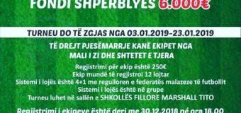 """Turneu i madh ndërkombëtar i futsallit """"Ulqini Open 2019"""", fillojnë përgaditjet"""