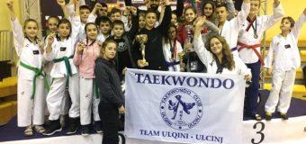 Taekvondo: Dy trofe për Ulqinin në Sarajevë