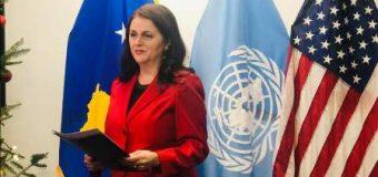 Nju Jork: Konsullata e Kosovës nderon Richard Lukajn me çmimin për arsim