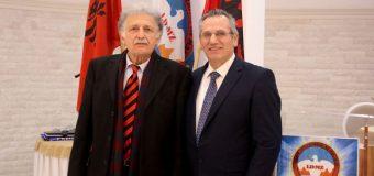 Saubih Mehmeti zgjedhet kryetar i ri i LD në MZ