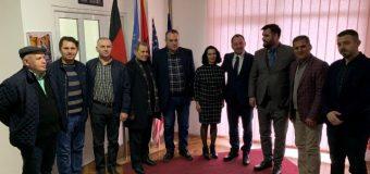Kryetari i KKSh-së Faik Nika viziton Luginën e Preshevës