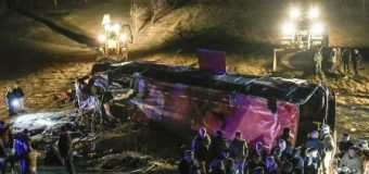 Në aksident komunikacioni humbën jetën 14 persona – Mehmeti ngushëllon Xhaferin