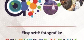 """Ekspozita fotografike """"Colours of Albania"""" në Ulqin"""