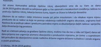 """""""Ndaleni devastimin e Pyllit të pishave"""" – Këshilltarja Shata shkresë ministrisë së turizmit"""