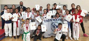 Tjetër suksesë për klubin e Taekwondo-së Ulqini