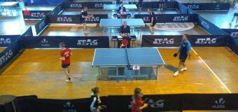 """Ping-pong: Mbi 150 pjesmarrës në turneun """"Trofeu i Ulqinit"""""""
