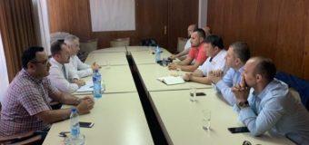 KKSH takim me Këshillin Konstitutiv për Bashkësitë Etnike pranë Kabinetit të Presidentit të Republikës së Kosovës