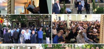 Festa e Fiter Bajramit ne xhaminë e shqiptarëve në Bruklin, Nju Jork