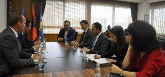 Përfaqësues të KKSh-së  zhvilluan disa takime në institucionet e Republikës së Kosovës