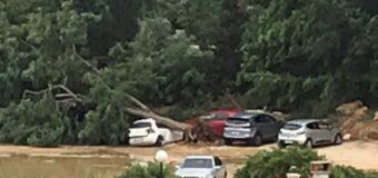 Situatë e rëndë në Ulqin, mblidhet Shtabi i Emergjencave