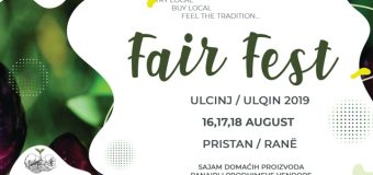 "KOMUNA ORGANIZON PANAIRIN E PRODHIMEVE VENDORE ""FAIR FEST"""