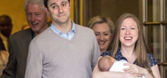 Chelsea Clinton është  nënë e tre fëmijëve!