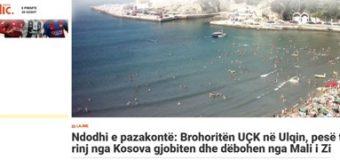 Mediat kosovare me lajm ekskluziv për dënimin e 5 të rinjëve në Ulqin
