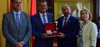 TIKA e gatshme të kyçet në projektet infrastrukturore të komunës së Ulqinit