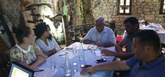 Liqeni i Shasit të kthehet në fokusin e interesit publik – OJQ Hapi i gjelbër dhe OJQ Green Life  realizuan trajnim mbi punën në grup
