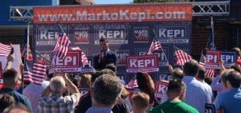 Marko Kepi shpalli kandidaturën për Deputet në Parlamentin e  Nju Jorkut