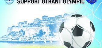"""""""Të mbështesim ekipin tonë, të mbështesim Otrant Olimpik"""""""