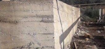 Në Bashbylyk të Ulqinit: Së pari u dogjën 1000 ullinj, tani ndërtim i egër