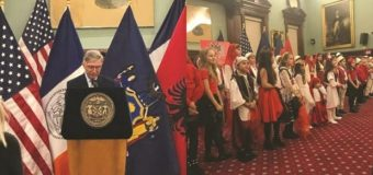SHBA vlerëson patriotin shqiptar, Nju Yorku dekoron mërgimtarin tonë