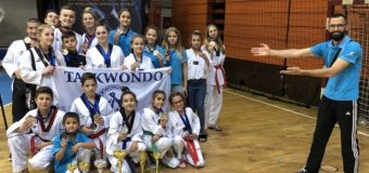 Tjetër sukses i ekipit të Taekwondo-së Ulqini, nga Sarajeva sjell gjashtë trofe
