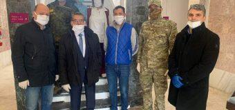 Kryetari Nrekiq ka vizituar karatinën në objektin e hotelit të kompanisë  Karisma