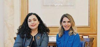 Learta Hollaj bëhet pjesë e kabinetit të kryetarës së Kuvendit të Kosovës