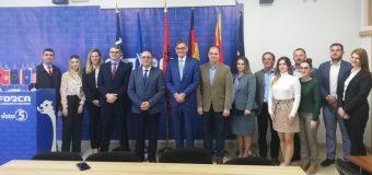 Cungu me bashkëpunëtorë priti ambasadorin e Gjermanisë në Mal të Zi